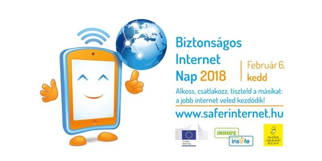 Biztonságos internet pályázat iskolásoknak