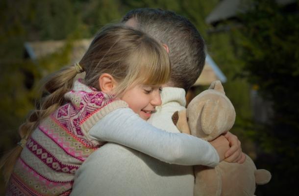 Az apa-lánya kapcsolat ereje