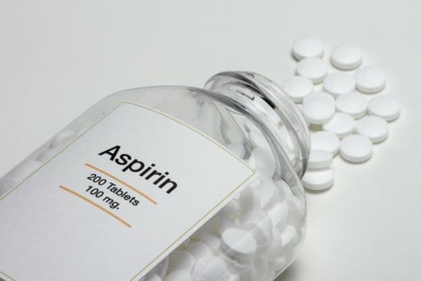 Aszpirin stroke ellen.