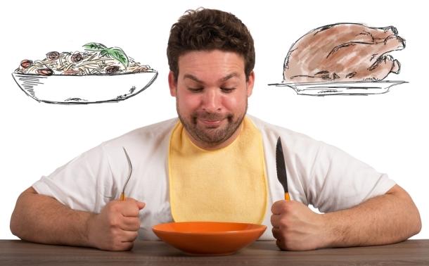 Fogyással nő az étvágy
