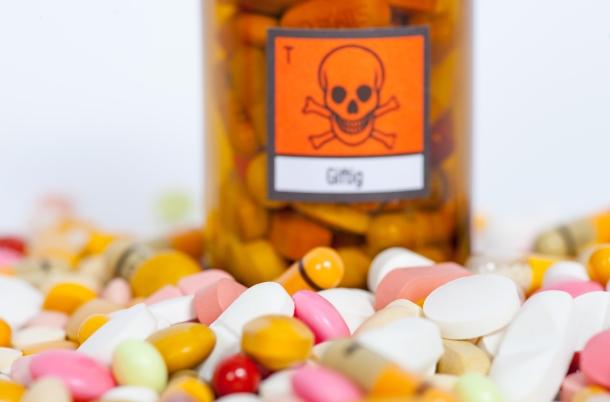 Francia gyógyszerbotrány.