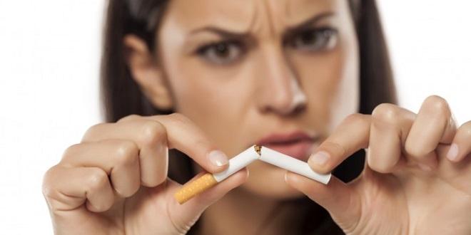 Védőoltás a dohányzás ellen.