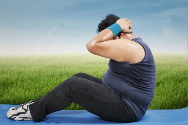 A túlsúly veszélyezteti a férfiak élettartamát