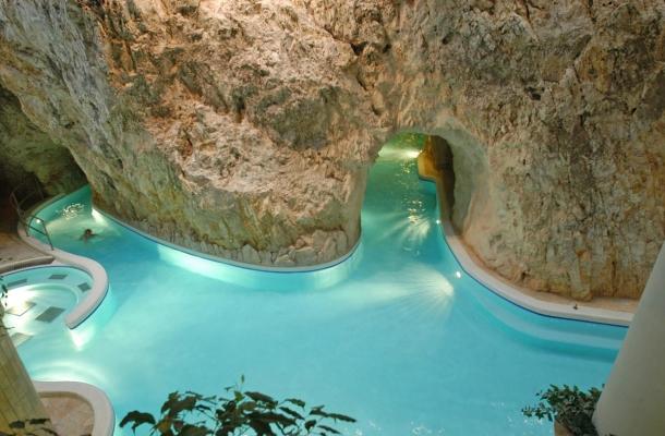 Mészkőbarlang Miskolctapolcán