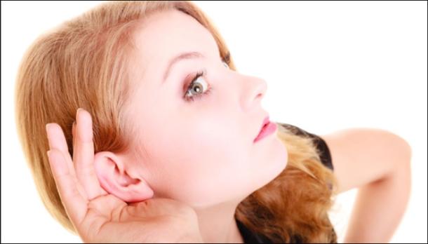Hallás teszt