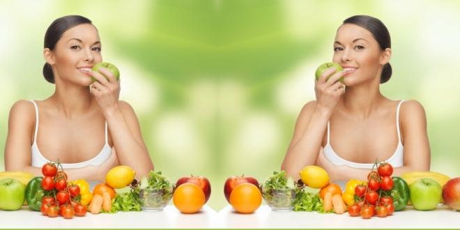 Gyümölcsök, zöldségek hámozás nélkül