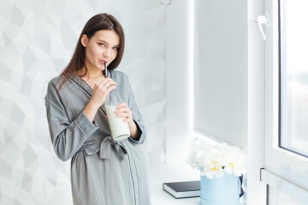 A tejtől jobban alszol és fogysz