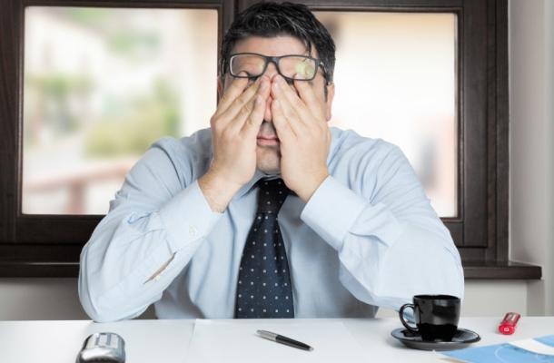 A krónikus fáradtság.