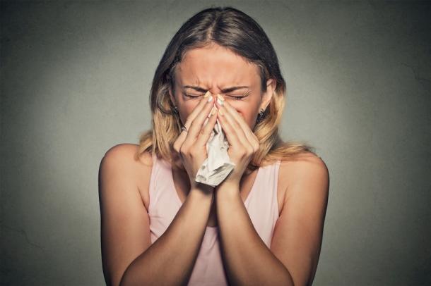 Otthoni trükkök allergia ellen.