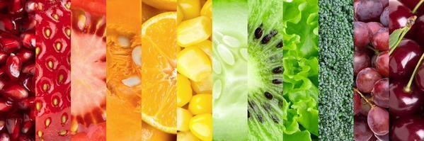 Étkezz színesen.