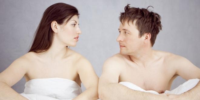 Miért nem megy a szex a férfiaknak?
